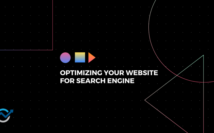 optimising your website for SEO